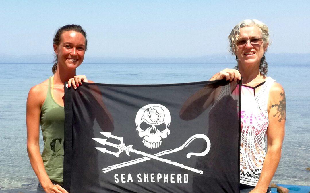 #13 – Sheila Hanney – Sea Shepherdess