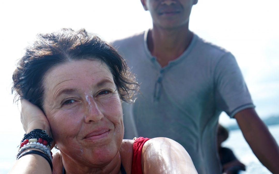 #42 – Erika Schagatay – Science of Freediving