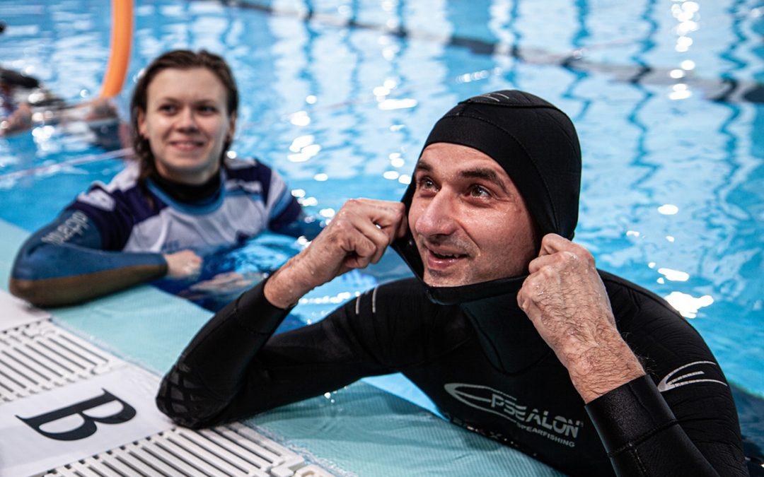 #90  – Marcin Baranowski | Physiology of Freediving
