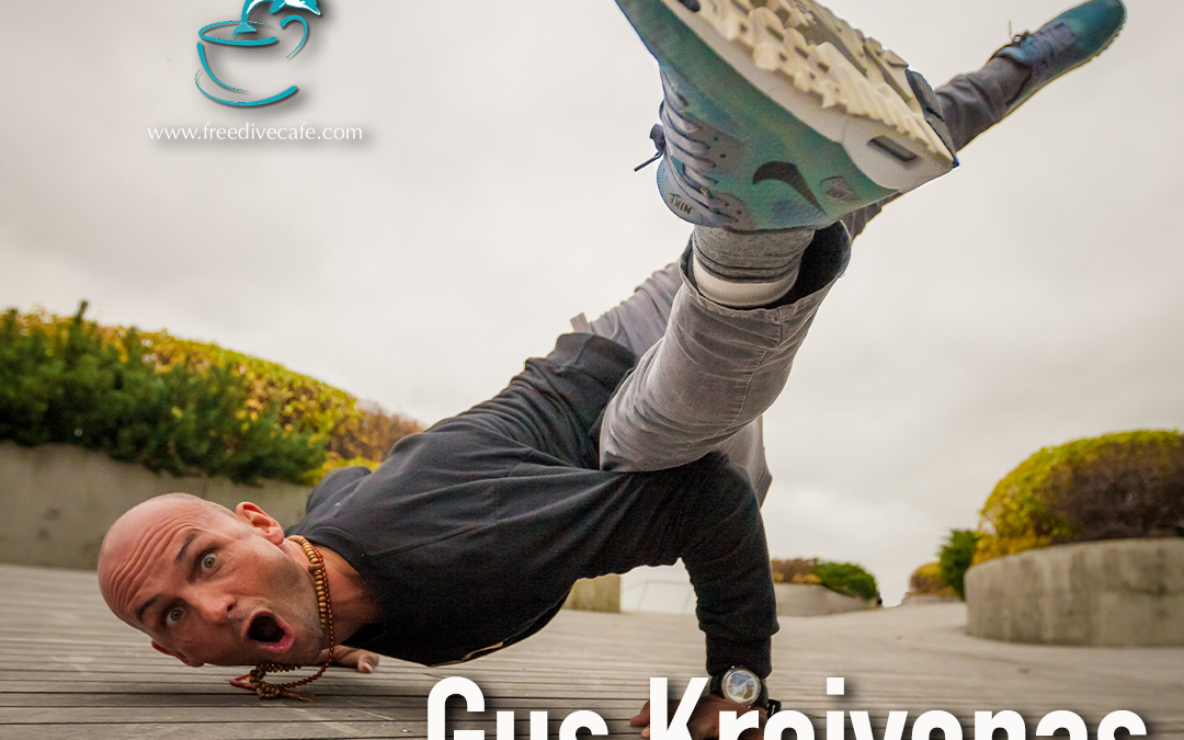 #105 – Gus Kreivenas | Training Talk